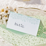 Mint-Green-place-cards