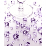 Lilac-table-crystals