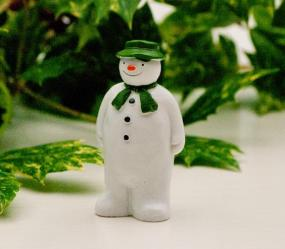 Raymond Briggs Snowman Christmas Cake Decoration