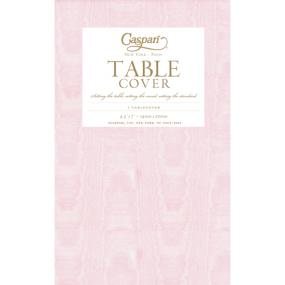 Pink Paper Tablecloth by Caspari