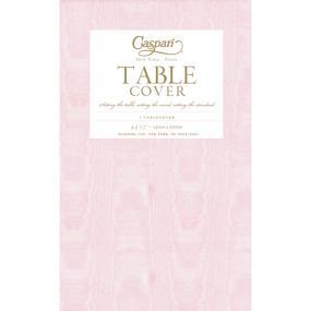 Pink Paper Tablecloth by Caspari