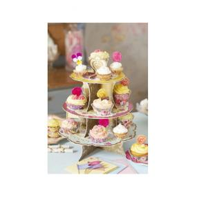Truly Scrumptious Rose Cake Stand