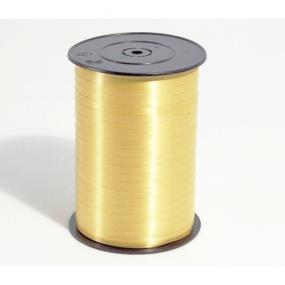 Gold Balloon Curling Ribbon 500m