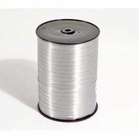 Silver Balloon Curling Ribbon 500m