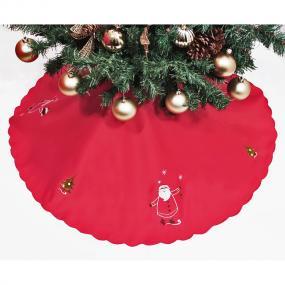 Father Christmas Tree Skirt