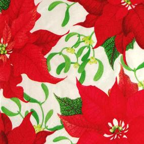 Christmas Tradition Paper Luncheon Napkins by Caspari
