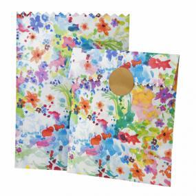 Floral Fiesta Mini Treat Bags