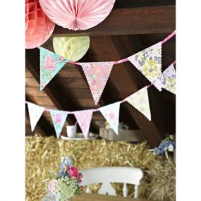 Truly Scrumptious Charming Paper Bunting