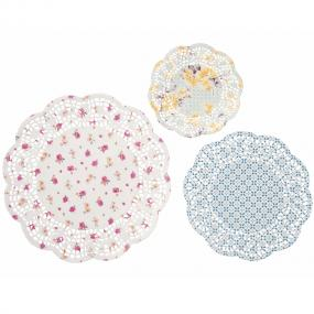 Truly Scrumptious Doilies - Vintage Style