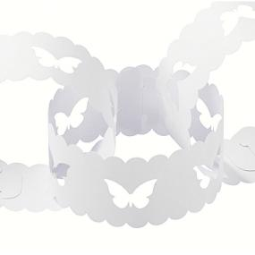 Something In The Air White Paper Chains
