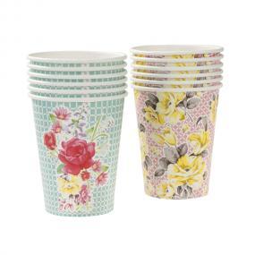 Truly Scrumptious Paper Cups x 12