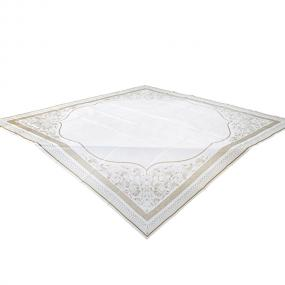 Gold Party Porcelain Tablecloth