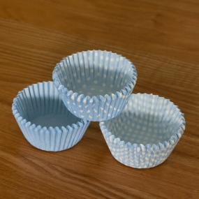 Pale Blue Cupcake Cases x 75