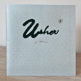 Usher Card by Lello