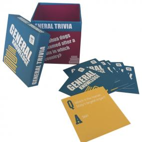 General Knowledge Table Trivia