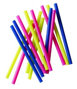 Party Cocktail Straws