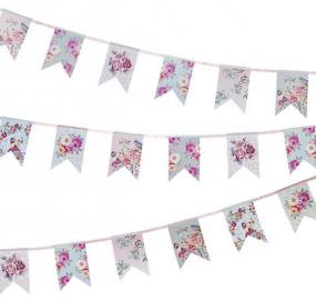 Truly Romantic Paper Bunting