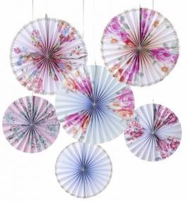 Truly Romantic Pinwheels