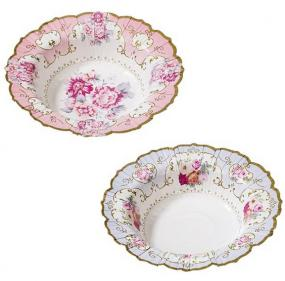 Truly Scrumptious Dainty Paper Bowls
